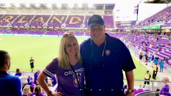 David Pedersen - Joining Orlando City to Deliver a VIP Experience