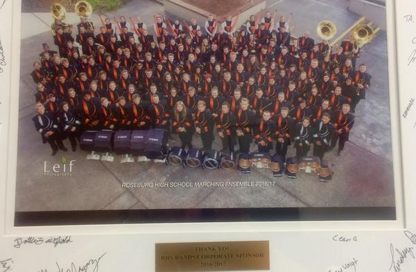 Roseburg High School Band Program