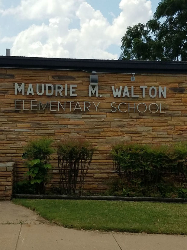 Cecil A. Nutall - Maudrie M. Walton Elementary Career Day