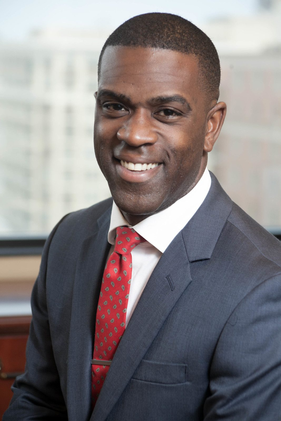 Photo of Michael Andre Dobbins - Morgan Stanley