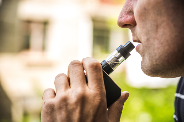 Image of E-CIGARETTES AND VAPING