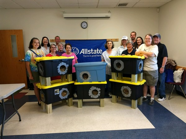 Cinda Bennett - Cause for Paws Cares, Inc. Receives Allstate Foundation Helping Hands Grant