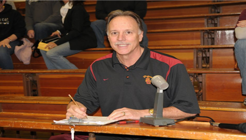 El Modena High School Varsity Announcer