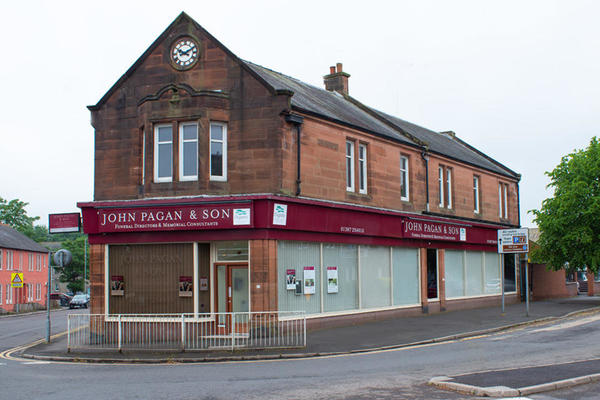 John Pagan & Son Funeral Directors in Dumfries