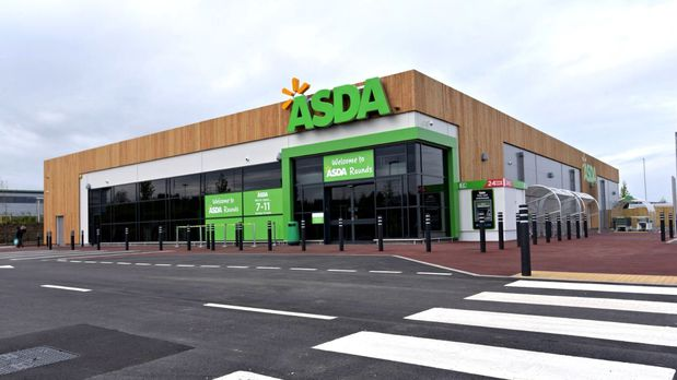 Asda Raunds Supermarket Raunds In Raunds