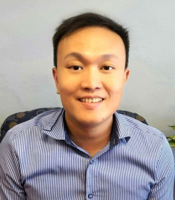 Photo of James Huang