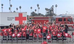 Farmers® team up with American Red Cross