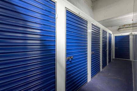 100 Riverside storage facility on the upper west side