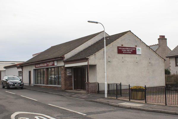 William Jordan & Son Funeral Directors in Upper Dalgairn, Cupar