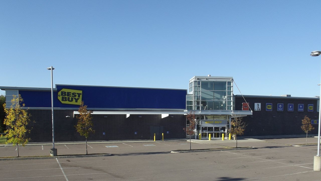 Best Buy Trinity Power Centre