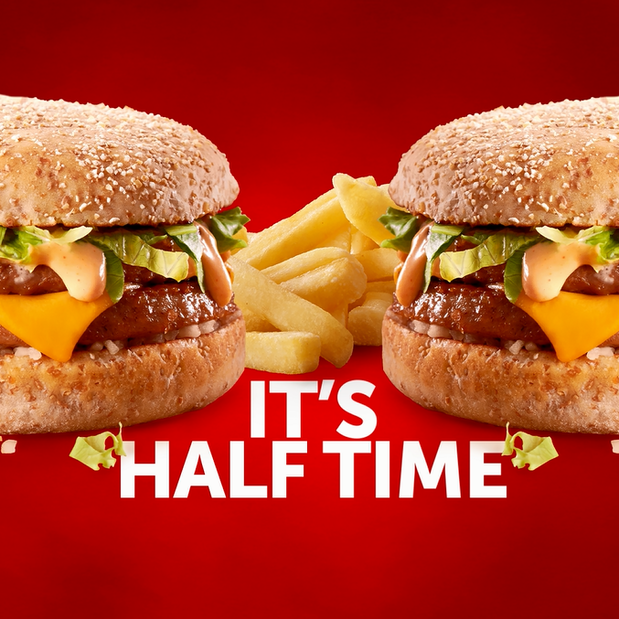 Image of 2 Original Halfpounder & 2 Regular Chips Deal