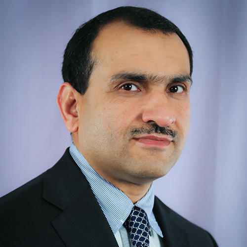 Headshot of Muhammad Khan, MD