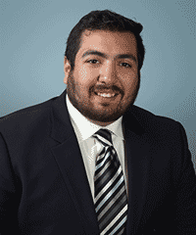 Andrew Amador, Insurance Agent