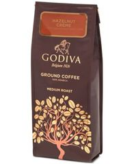 Image of Godiva Hazelnut Crème Ground Coffee