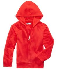 Image of Epic Threads Quilted Full-Zip Hoodie, Little Boys, Created for Macy's