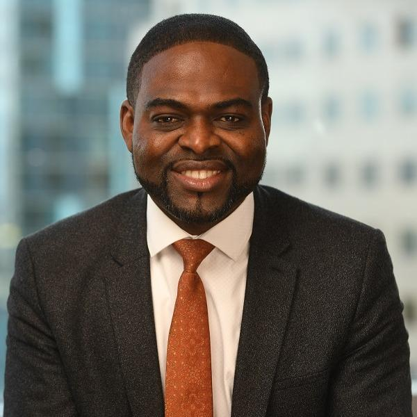 Photo of Julius Agbonbhase - Morgan Stanley