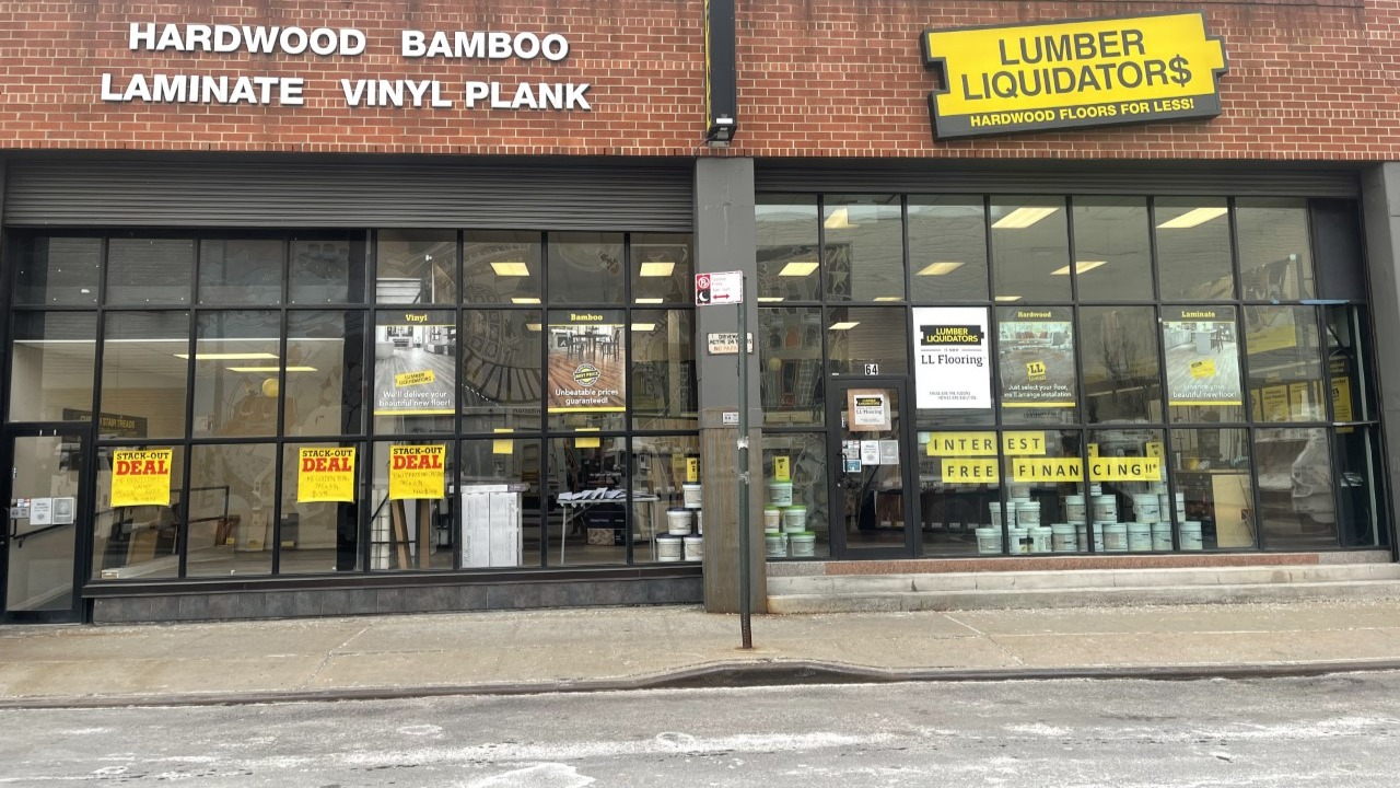 LL Flooring #1130 Brooklyn | 64 12th Street | Storefront