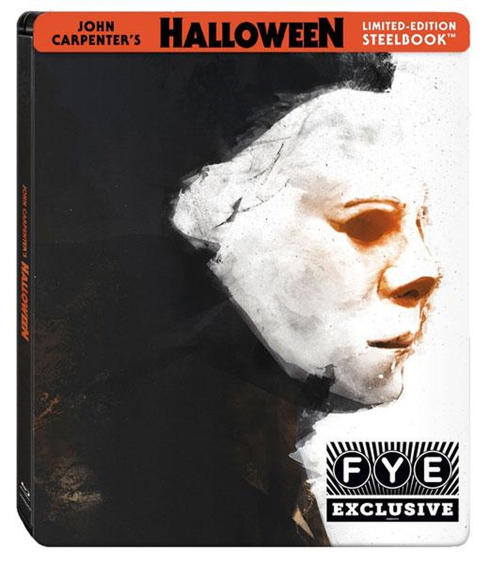 halloween 1978 exclusive limited edition blu ray steelbook