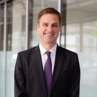 Photo of Paul Chadwick - Morgan Stanley