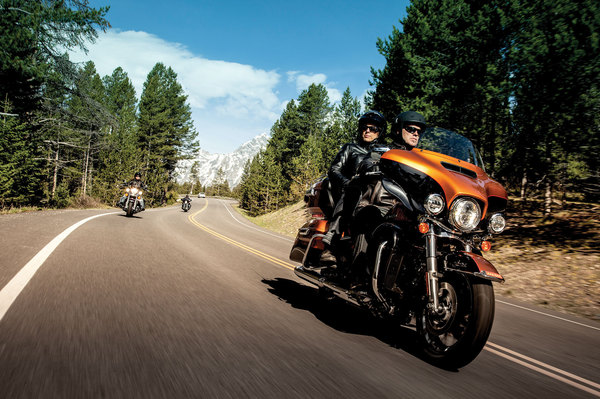 Motorcycle Insurance in Colorado