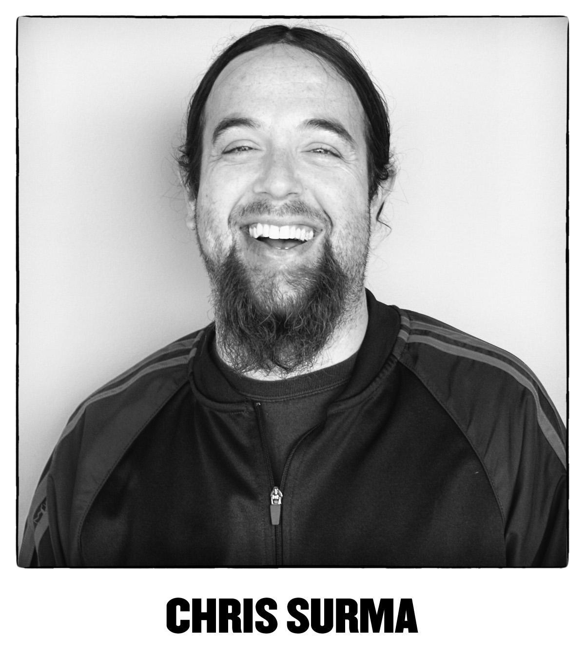 Photo of Chris Surma