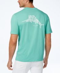 Image of Tommy Bahama Men's Locally Famous Graphic-Print Logo T-Shirt, A Macy's Exclusive