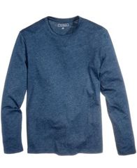 Image of Club Room Men's Long Sleeve Shirt, Created for Macy's