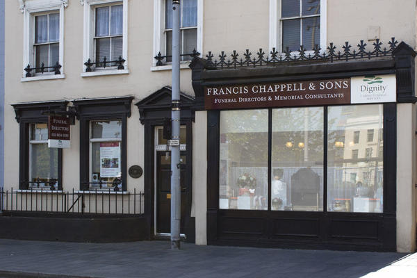 Francis Chappell & Sons Funeral Directors in Woolwich