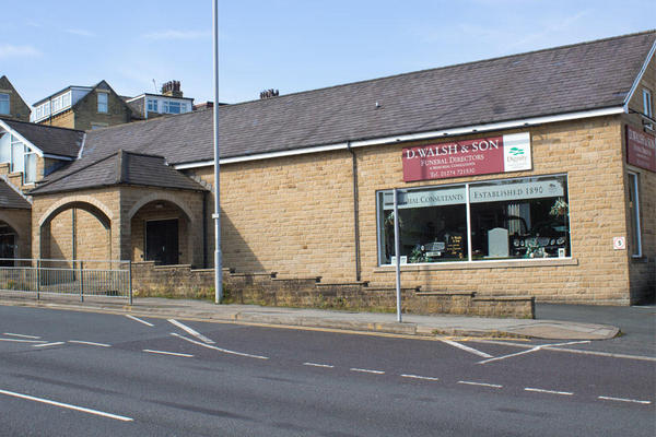D Walsh & Son Funeral Directors in Bradford | Dignity Funerals