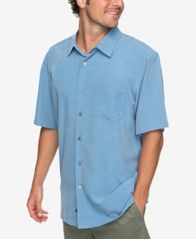 Image of Quiksilver Men's Waterman Clear Days Shirt