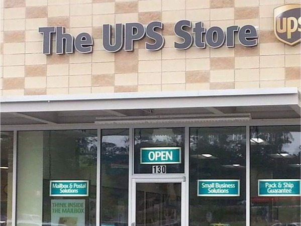 Storefront image of The UPS Store in Conroe, TX