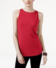 Image of INC International Concepts Boat-Neck Tank Top, Created for Macy's