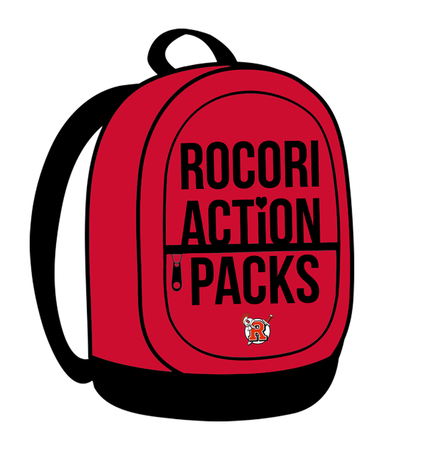 Our agency is proud to support Rocori Action Packs!