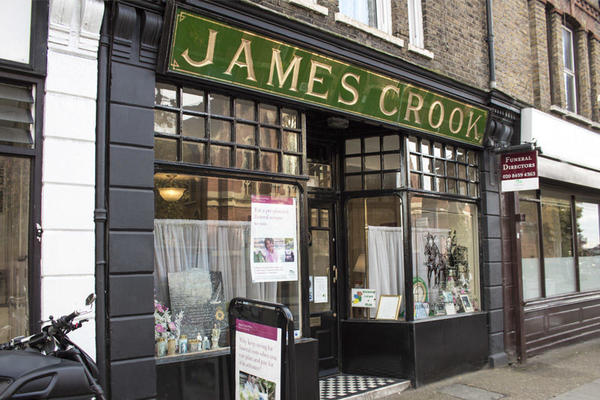 James Crook Funeral Directors in Willesden