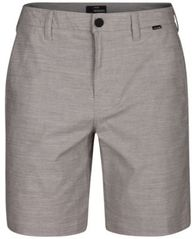 "Image of Hurley Men's Breathe Heathered Dri-FIT 9.5"" Shorts"