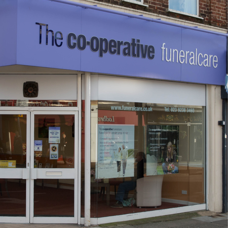 The Co-operative Funeralcare Cosham