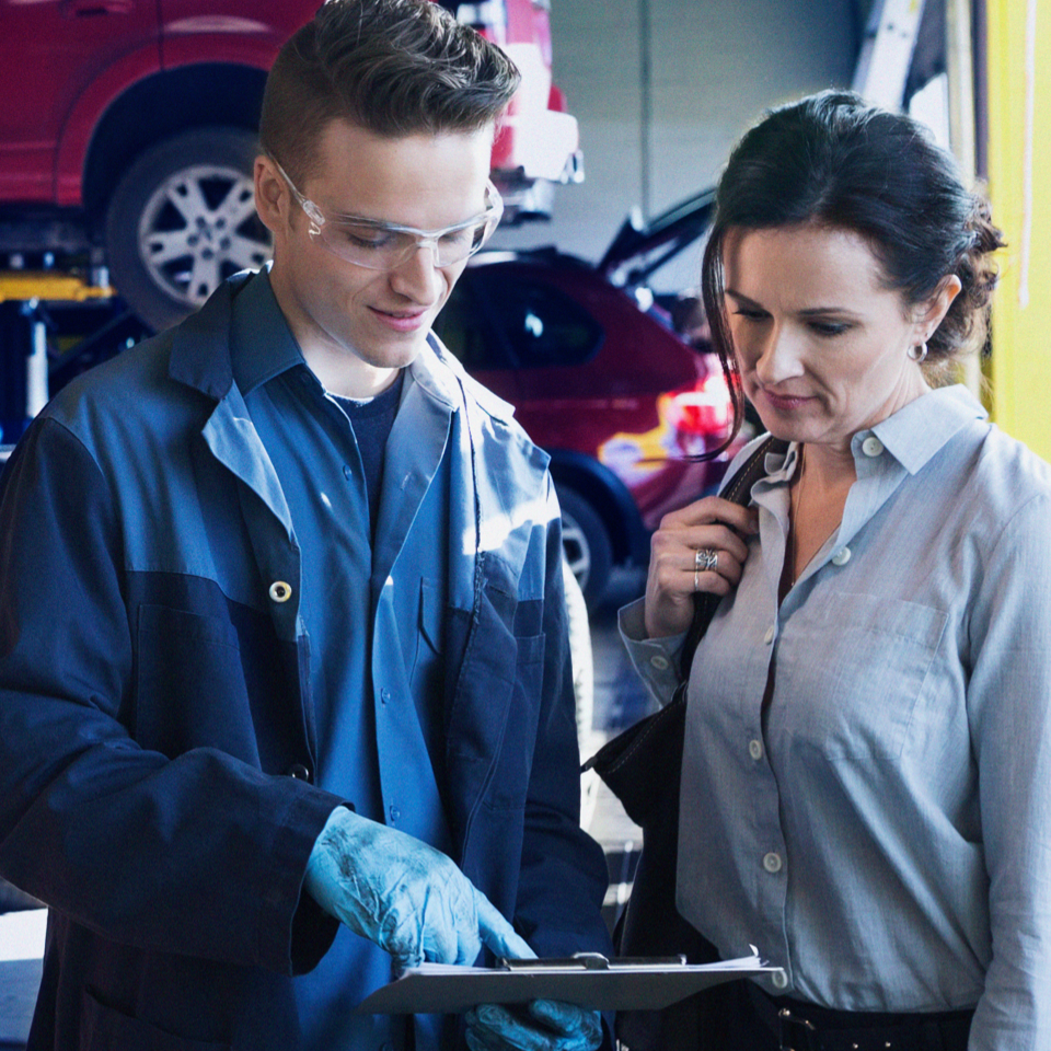 Blue Ash Auto Repair Shop Insurance