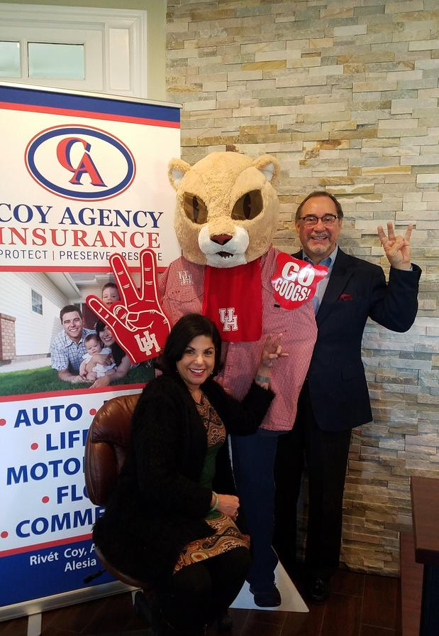 Rivet Coy - Farmers Insurance Agent in Spring, TX