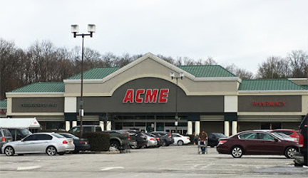 Acme Markets store front picture at 125 Franklin Turnpike in Mahwah, NJ