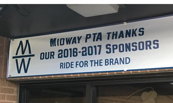 Midway Elementary PTA Sponsors