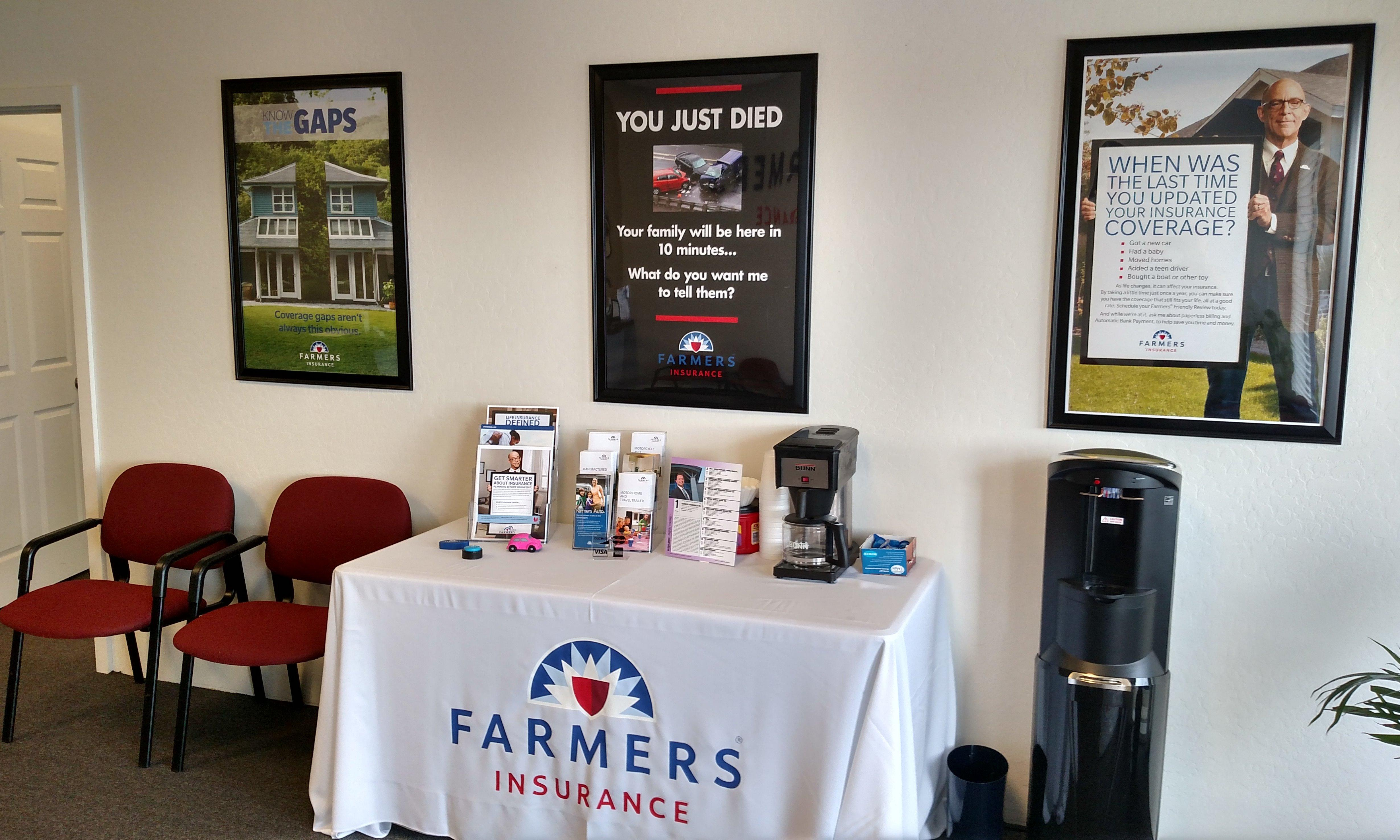 Farmers Insurance Quote James Weinrich  Farmers Insurance Agent In Prescott Valley Az