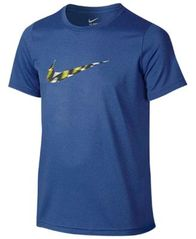 Image of Nike Warpspeed Swoosh Dry-FIT T-Shirt, Big Boys (8-20)