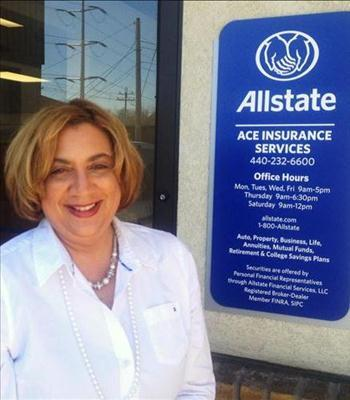 Allstate Insurance Agent Deborah Walker