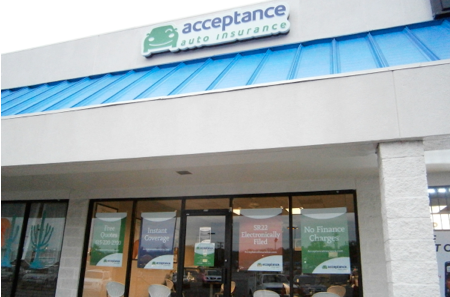 Acceptance Insurance - N Lowry St