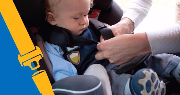 Vince Moore - Join us for our car seat safety event!