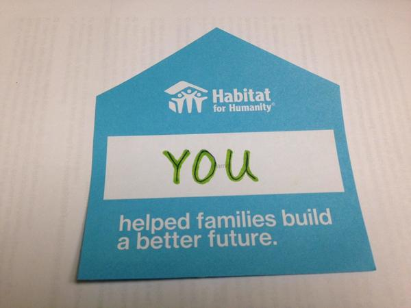 Brad Williamson - North Collin County Habitat for Humanity