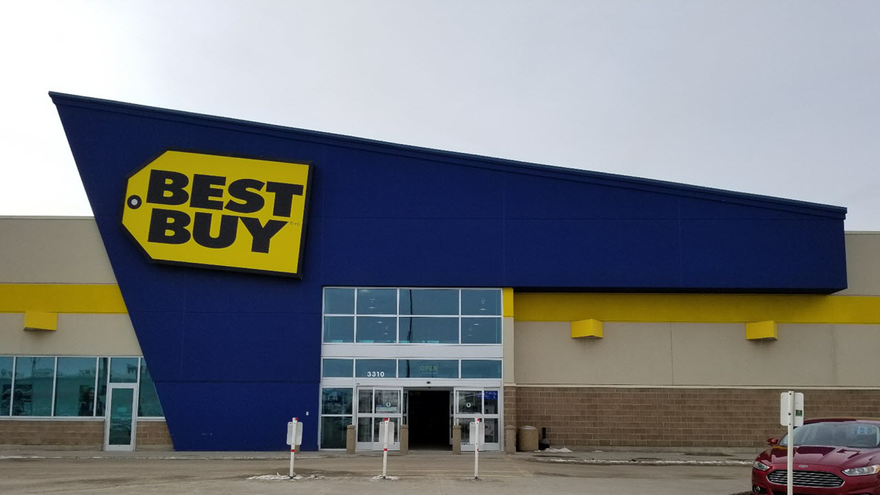 Best Buy The Centre At Circle and Eighth