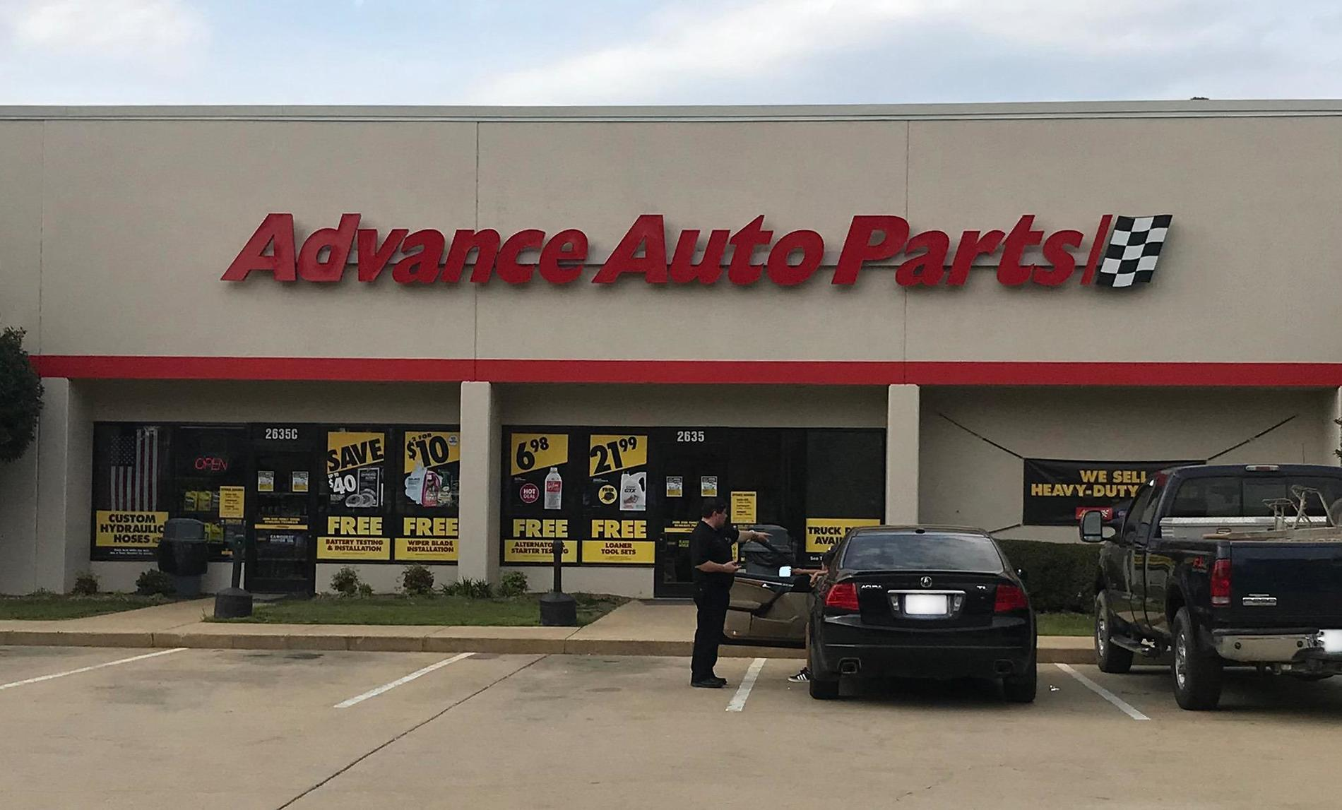 Raleigh NC Advance Auto Parts