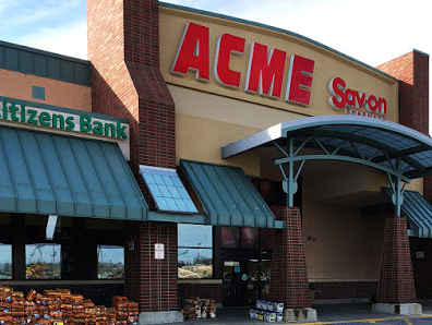 Acme Markets store front picture of store at 460 E Main St in Middletown DE