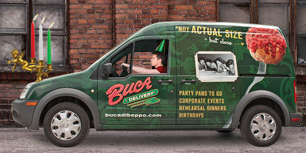 Buca di Beppo - Pick up or Delivery*